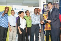 Sustainable Food Cart Innovation Wins UTech, Jamaica Business Model Competition