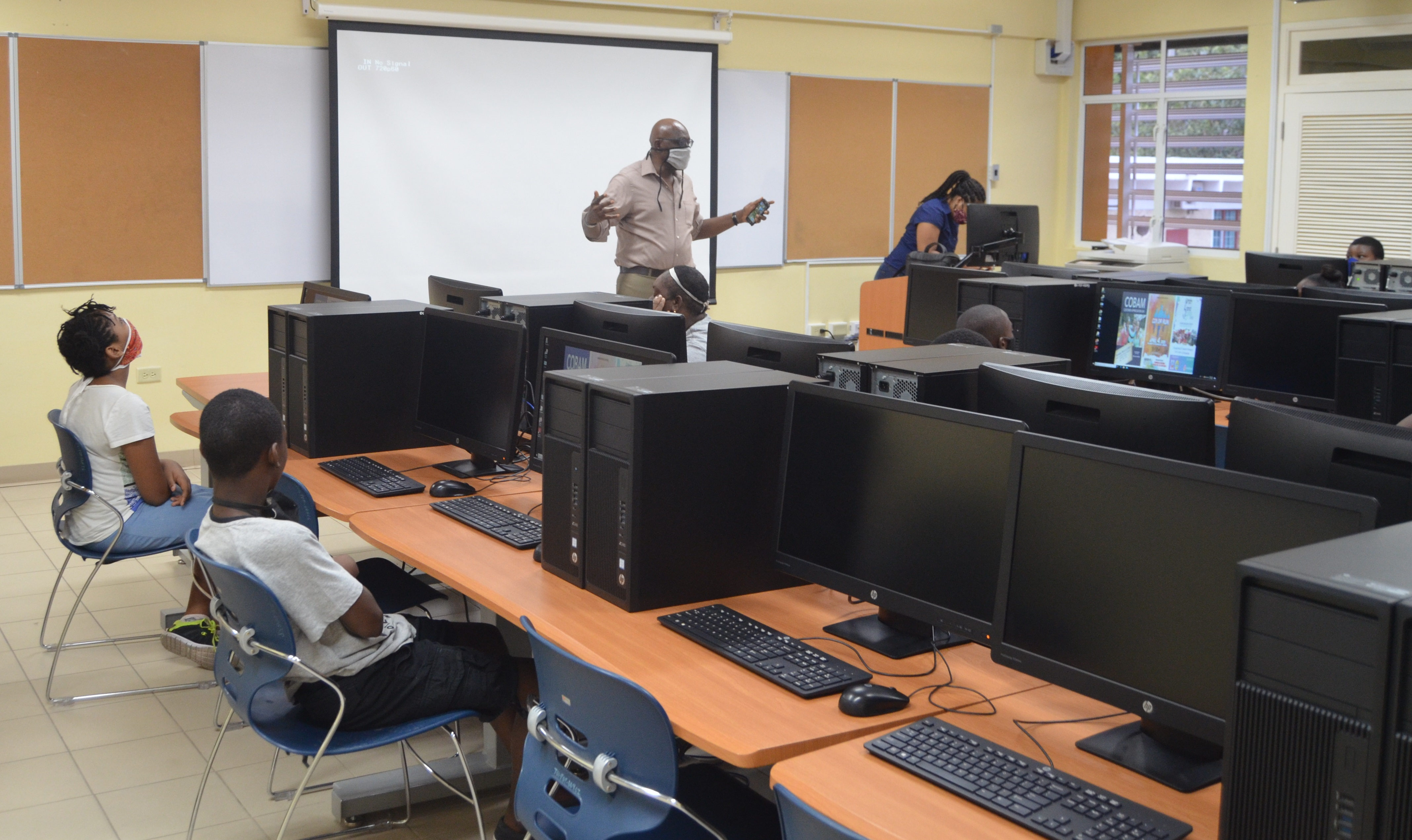 UTech, Ja Partners with Ministry of National Security for Youth Summer Technology Programme
