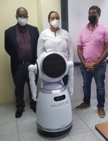 UTech, Jamaica Receives Donation of State of the Art IOT Robot and Smart Devices from Innovate10x