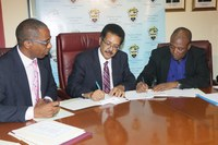 UTech, Jamaica Signs MoU with RADA for Development of MSc in Rural Development