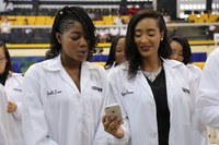 UTech, Jamaica's Dental Students Enter Clinical Years Marked by White Coat Presentation Ceremony